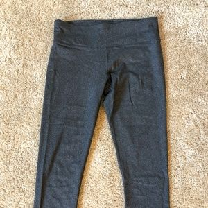 Fitted Cropped Leggings
